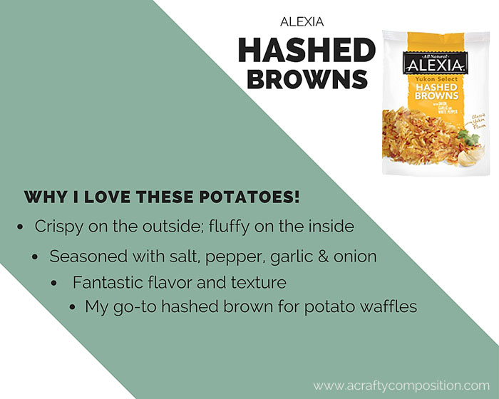 Why I love Alexia Hashed Browns