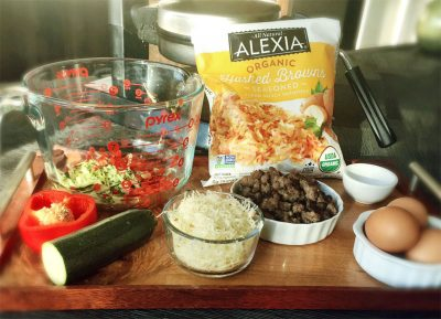 favorite products: alexia hashed browns