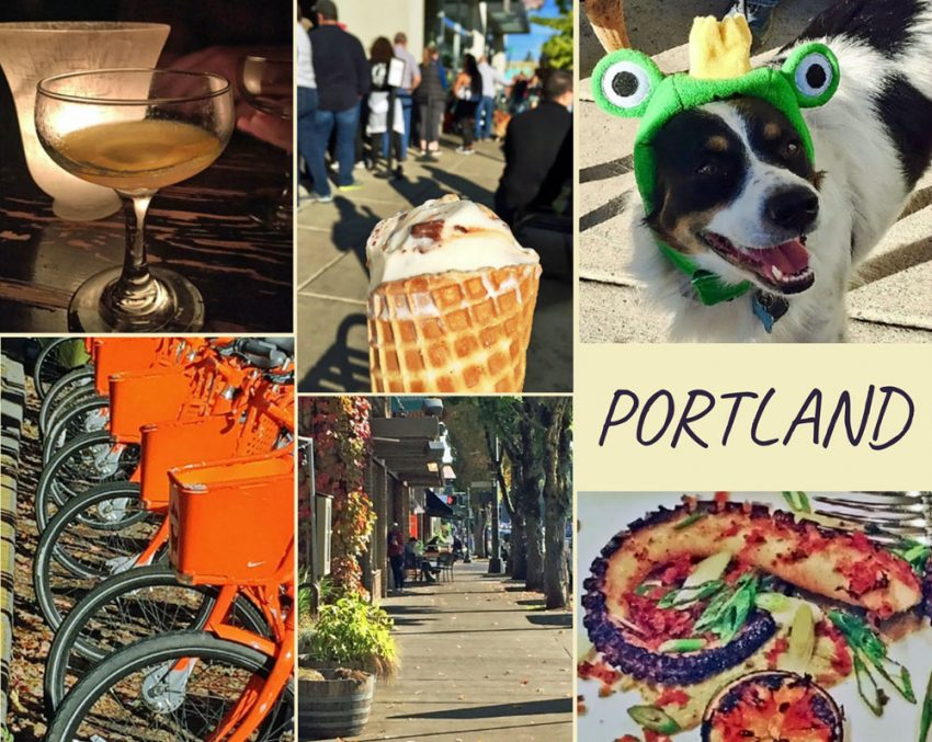 Portland Oregon Post Card