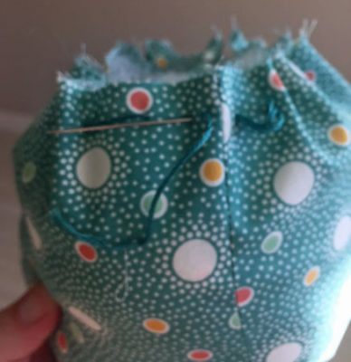 DIY Cactus Pin Cushion Step 6