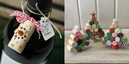 Cork Craft Ideas DIY BUNKER