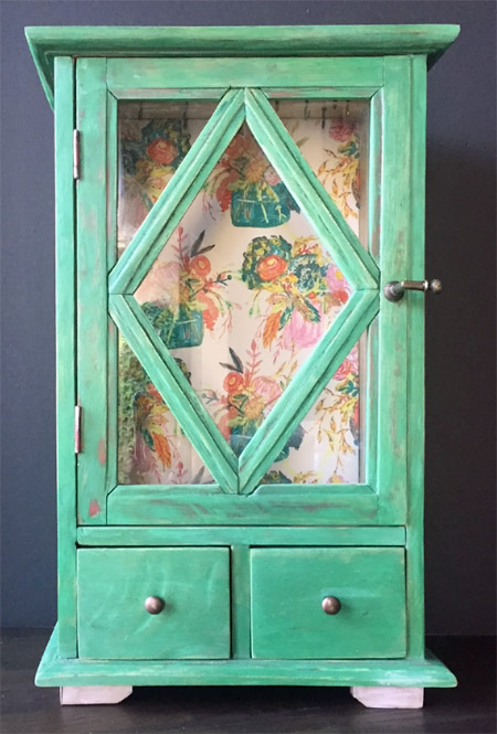 sweet-old-cupboard-gets-new-life-as-jewelry-cabinet